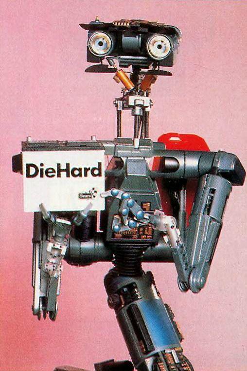 Film anni 80: CORTO CIRCUITO 2 http://staypulp.blogspot.com/2017/07/film-anni-80-corto-circuito-2.html