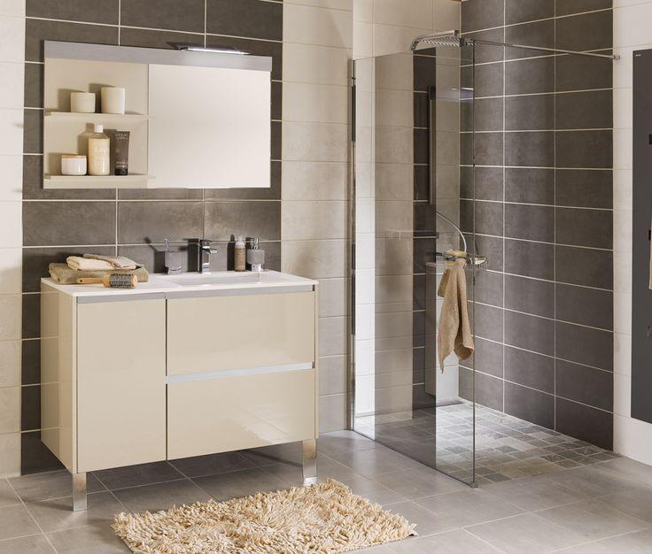 Meuble de salle de bains authentique Plénitude - La salle de bains Cedeo
