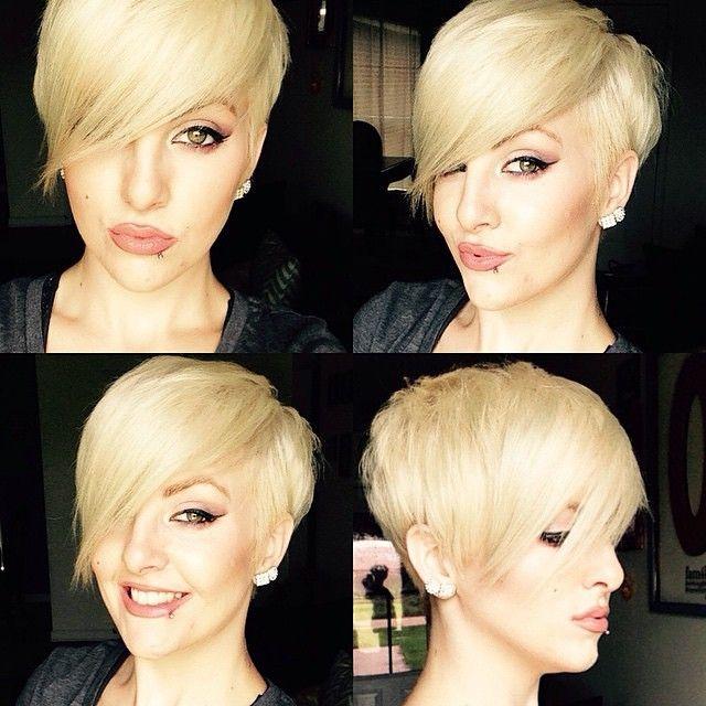 11 spritzige Ideen für kurzes blondes Haar - Neue Frisur