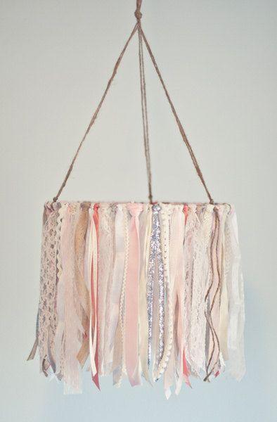 Una decoración ideal para la habitación de tu hija