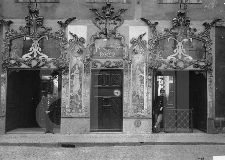 #Cinema_#Lisbon dos Primórdios: O Animatógrafo do Rossio | Cinemas do Paraíso