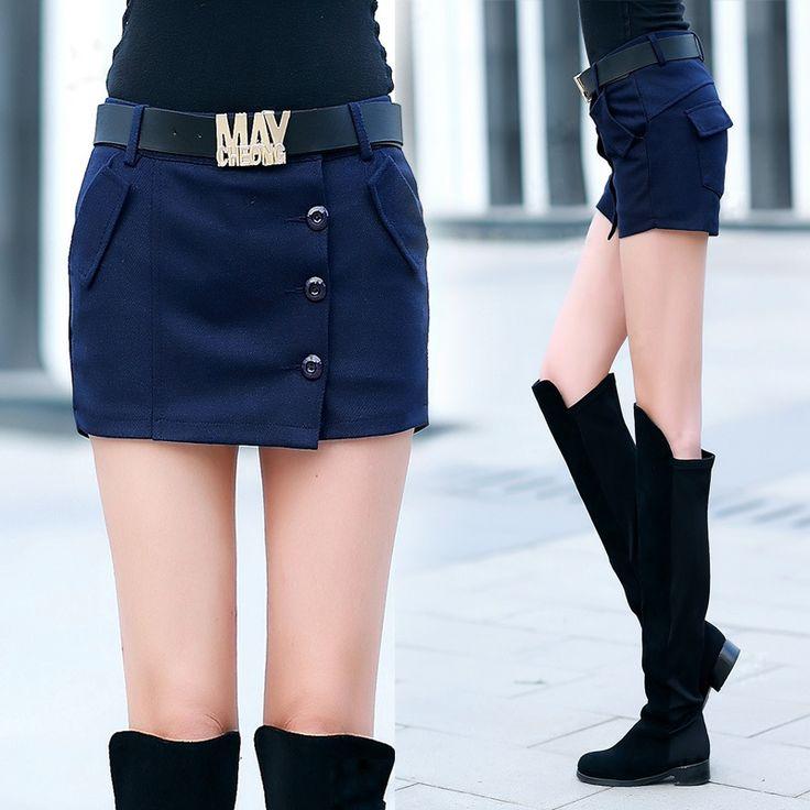 Горячая распродажа мода сексуальный 2014 зима женщины шерстяные шорты тонкий брюки сексуальные сапоги женские короткие feminino камуфляж прямые, принадлежащий категории Шорты и относящийся к Одежда и аксессуары на сайте AliExpress.com | Alibaba Group