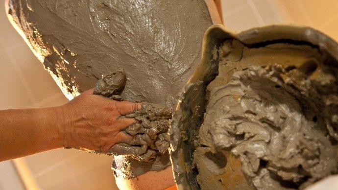Boue thermale minéralisée ! Fango en italien Massages et bien-être avec enveloppements de boue.....  http://www.spadreams.fr/pas-cher/italie/ischia/barano-dischia/hotel-san-giorgio-terme/