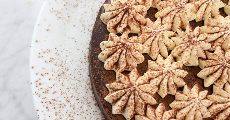 Fudgekladdkaka de luxe | Recept från Köket.se