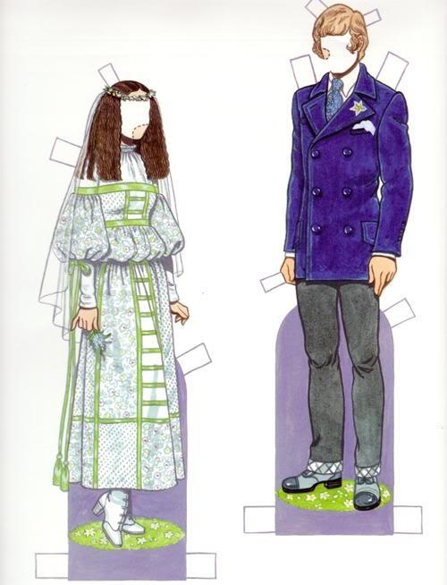 Bride & Groom 1960s