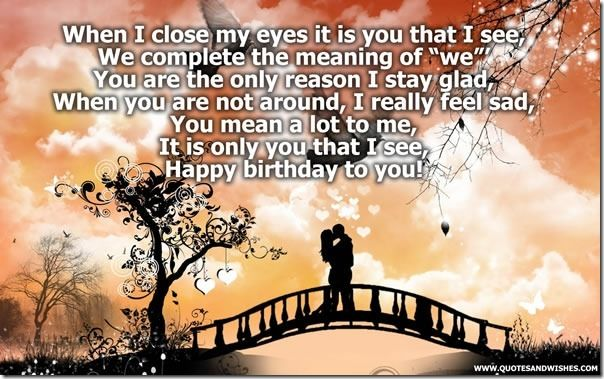 happy birthday quote for husband 2