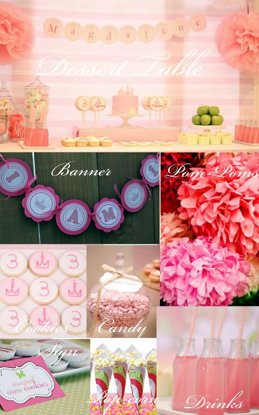 princess party ideas: Ideas Parties, Party'S, 1St Birthday, Princess Party, Princesses, Ideas Party, Party Ideas, Birthday Party, Birthday Ideas
