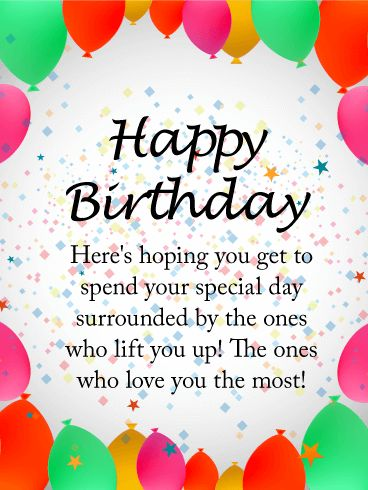 39 Best Birthday Cards For Everyone Images On Pinterest Happy Birthday Greetings Card