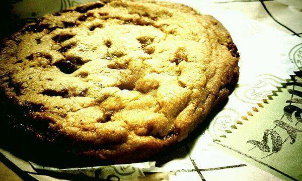 Panera Bread Restaurant Copycat Recipes: Toffee Nut Crunch Cookies