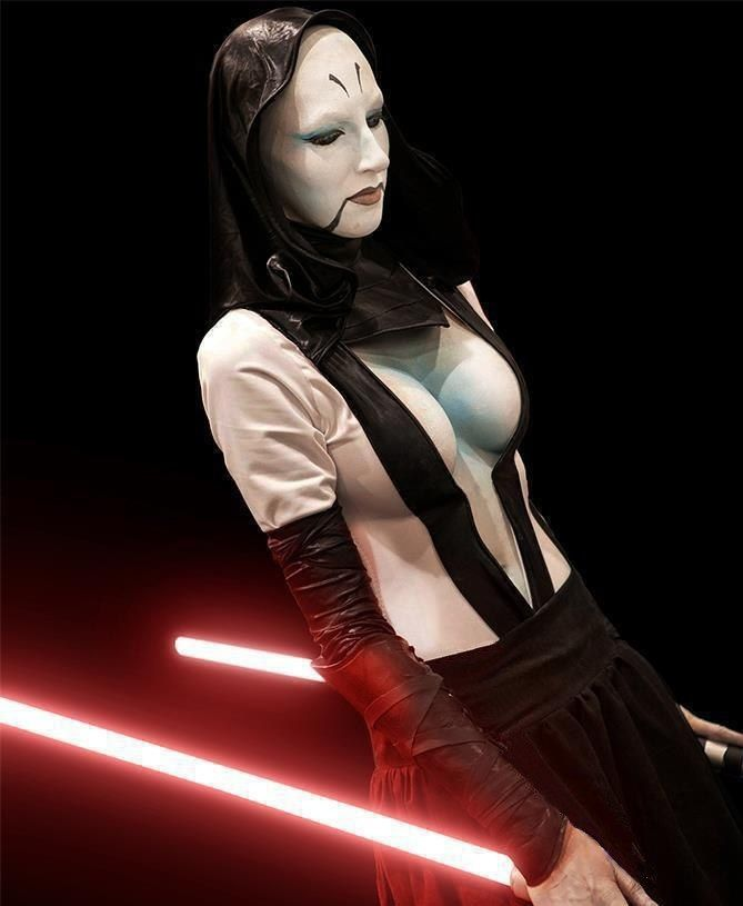 Hottest Female Star Wars Characters