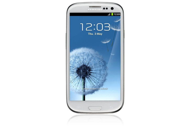 Samsung GS3 : Designed for humans and inspired by nature, this smartphone goes beyond smart to fulfil your needs.