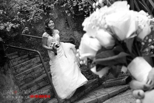 Vestido de novias, fotógrafo de bodas