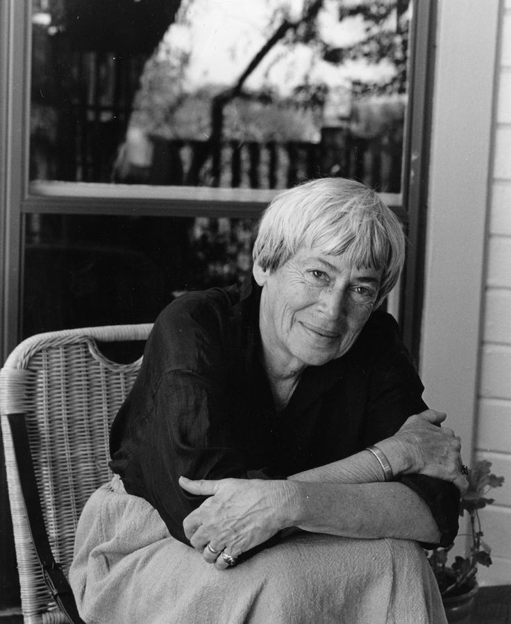 Ursula K. Le Guin dead at 88. Monday, January 22, 2018. Ms. Le Guin brought literary elegance and a feminist sensibility to science fiction and fantasy tales, drawing millions of readers around the world.