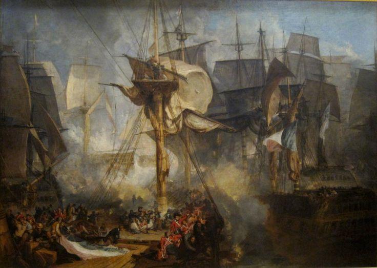 Το Τραφάλγκαρ, είναι ένα ακρωτήριο της νότιας Ισπανίας, κοντά στην πόλη Κάδιξ της Ανδαλουσίας. Στις 21 Οκτωβρίου 1805, έλαβε χώρα μια απο τις μεγαλύτερες ναυμαχίες των χρονικών μεταξύ του Αγγλικού …