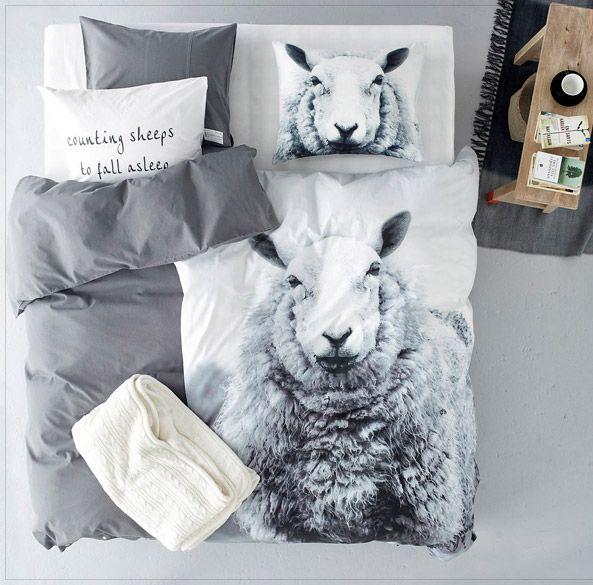 M: sengetøy fra Ellos.no