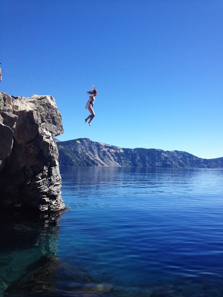The Great 58 - Part 13: Crater Lake National Park | Dyer & Jenkins