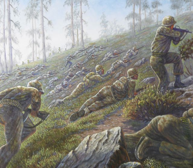 Battle of Hamburger Hill was a battle of the Vietnam War that was fought by the United States and South Vietnam against North Vietnamese forces from May 10–20, 1969.