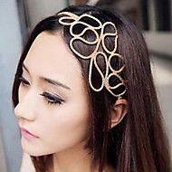 Bruiloft / Feest / Dagelijks / Causaal - Haarbanden ( Legering , Zoals Op De Afbeelding ) – EUR € 2.93
