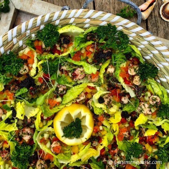 Pulpo Salat 2
