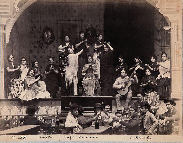 MusicArt📜 FLAMENCO. Estilo  de música y danza que se originó en Andalucía (España). El flamenco tal y como lo conocemos hoy en día data del siglo XVIII, y tiene como base la música y la danza andaluza. Existe controversia sobre su origen, ya que si existen distintas opiniones y vertientes, ninguna de ellas puede ser comprobada de forma histórica, y aunque el diccionario de la RAE lo asocia a la etnia gitana, esto no debe ser aplicable a su origen, pero, no obstante, ningún estudioso de la…