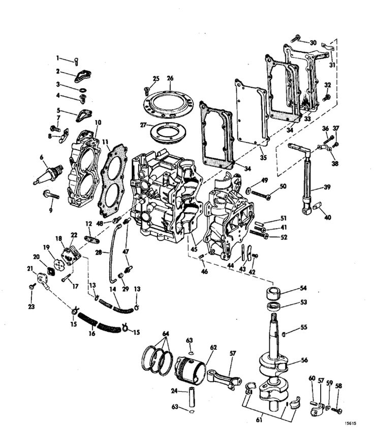 09e0727248a5adf321deb8b8d2071d78 boat engine group johnson powerhead group parts for 1969 6hp 6r69m outboard motor,Godfrey Hurricane Boat Wiring Diagram