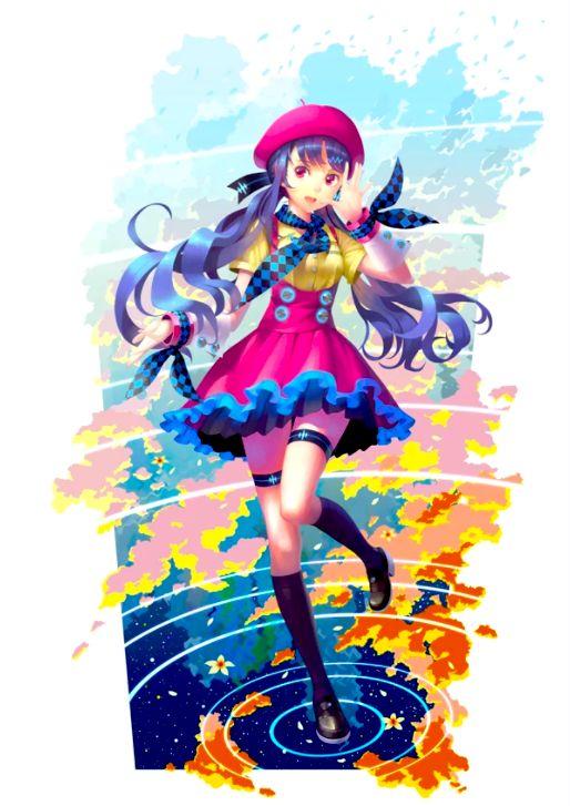 心華 Xin Hua Taiwanese Vocaloid
