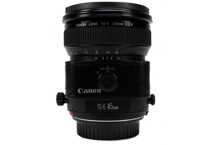 Canon TS-E 45mm F2.8 USM
