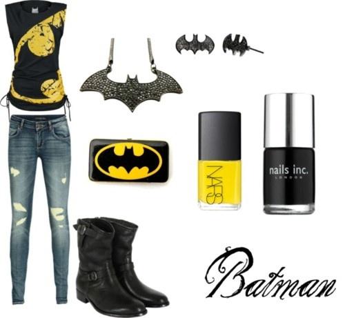 Batman outfit!!!!! OMG! i want!!