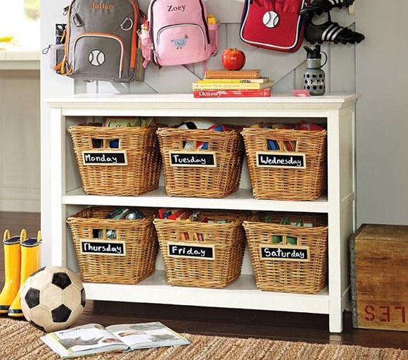 Ideas para guardar juguetes #juguetes #guardarjuguetes #decoracióninfantil