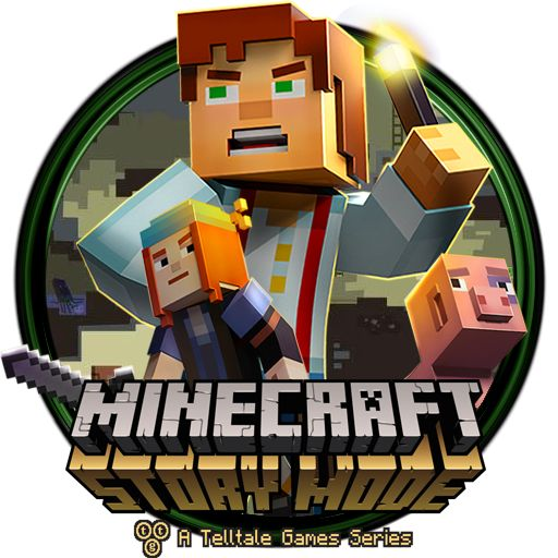 """Ok, so Minecraft Story Mode ep. 6 is coming out. There's gonna be YouTubers in it such as: DanTDM, Stampy, and more! It's about this murderer mystery. That's why I think it's called: """"Portal to Mystery"""". EEE! I'M SUCH A NERD BUT I CAN'T HELP IT!!!!_"""