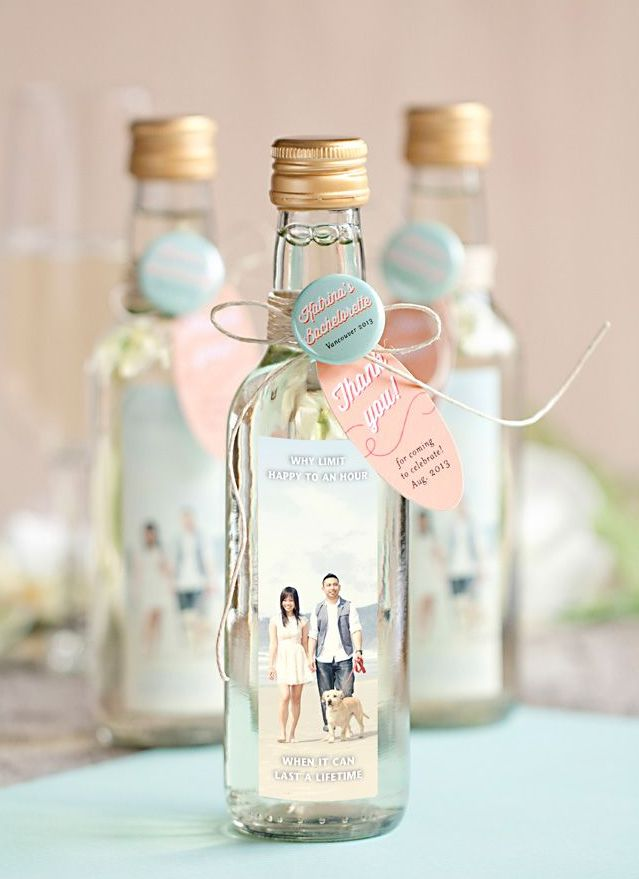 This is such a great idea for any special occasion party! Cutest. Favor. Ever.