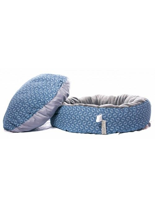 Donut Chew Safe Heated Bed - Beds - At Home - Cats