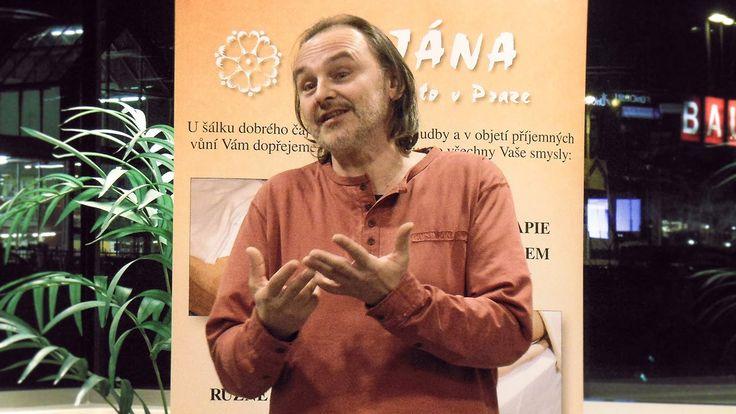 Další výjimečné setkání v Dajáně (http://www.dajanapraha.cz/) s psychoterapeutem, divadelníkem, muzikantem a spisovatelem Pjérem la Šé´zem, tentokrát na zají...