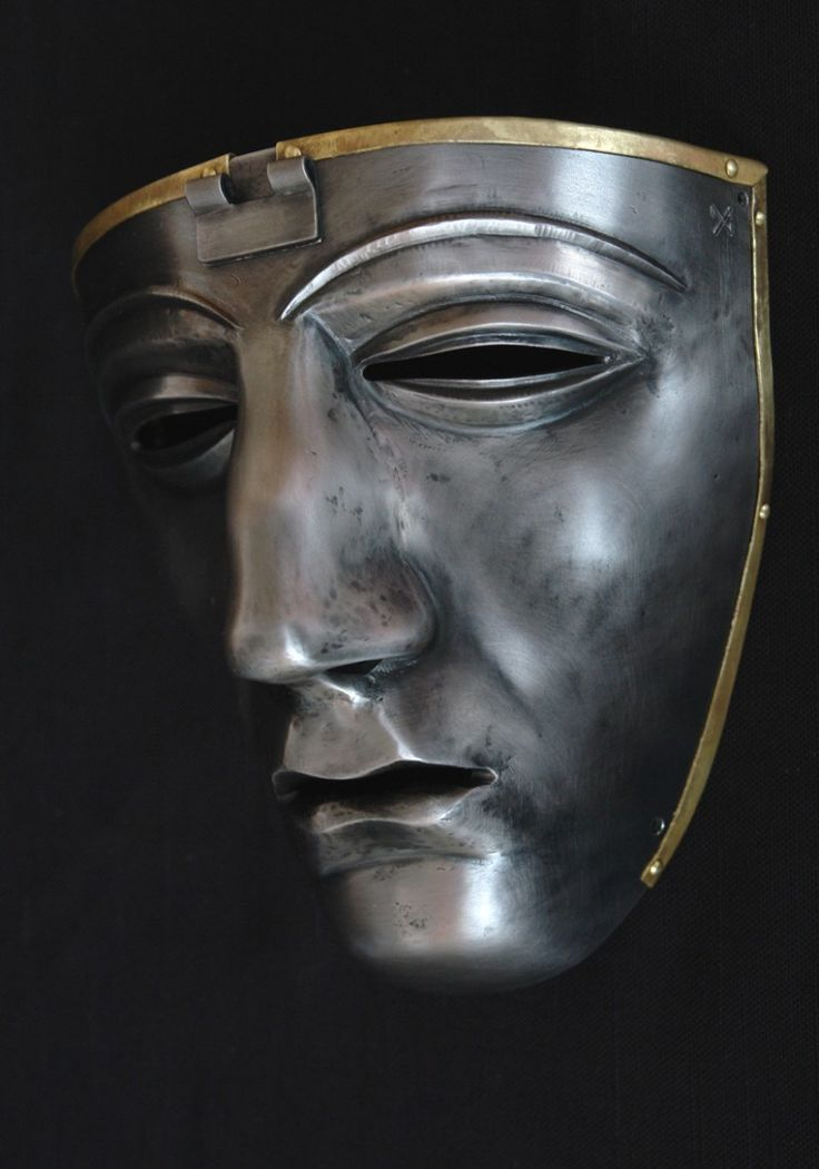 Maska z Kalkriese