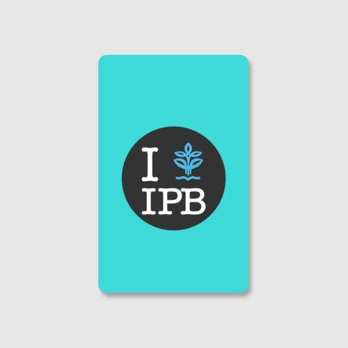 I Love IPB dari Tees.co.id oleh kaoskampus