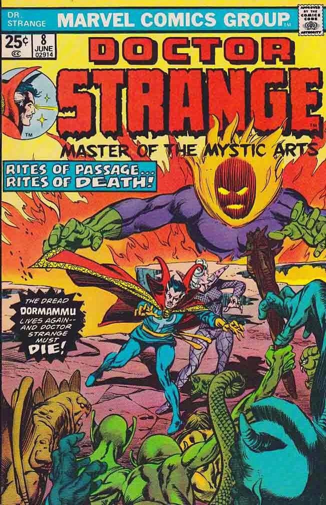 421 Best Comics-Dr. Strange Images On Pinterest
