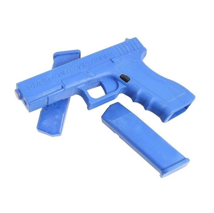 GHOST Glock 17 Training Gun blu con 2 caricatori - News