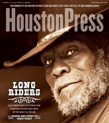 Long Riders: Black cowboys didn't get to the big show in Houston by the most direct route, but they made it all the same.
