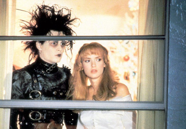 Pin for Later: 9 Winona Ryder Characters That Make Amazing Halloween Costumes Kim Boggs, Edward Scissorhands