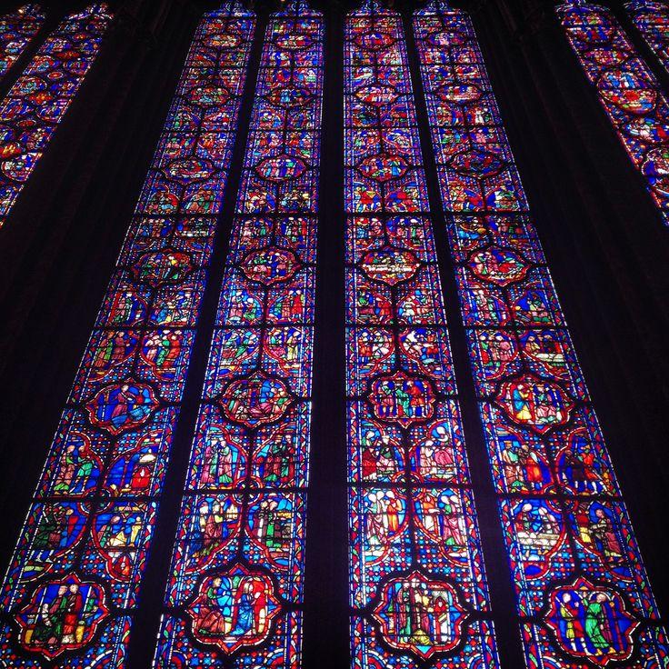 Saint-Chapelle, Paris