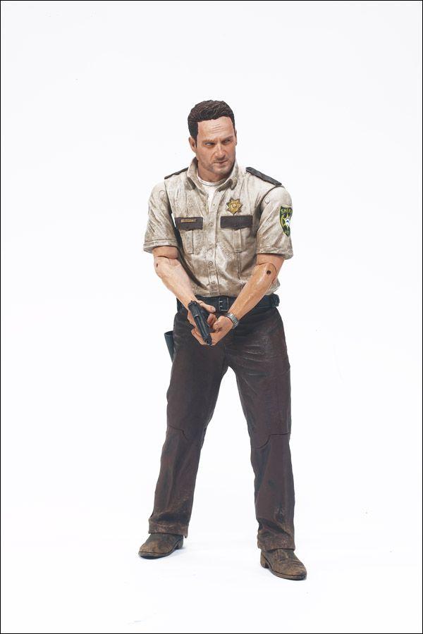 Walking Dead Action Figures!