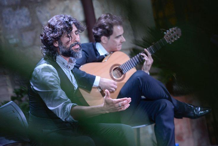 Arcángel, la VOZ del flamenco en un concierto íntimo y apoteósico