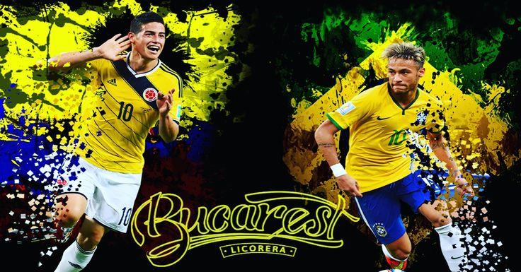 Toda Colombia unida alrededor de un sentimiento. Vamos mi seleccion!!! LICORERA BUCAREST Domicilios: 6909030 - 3043887299. BUCAREST Hace amigos! #licorerabucarest #YoSoyBucarest #rusia2018