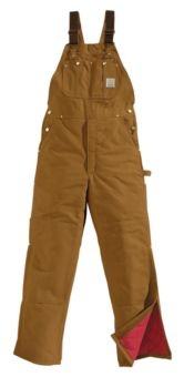 Carhartt® Insulated Bib Overalls | Bass Pro Shops