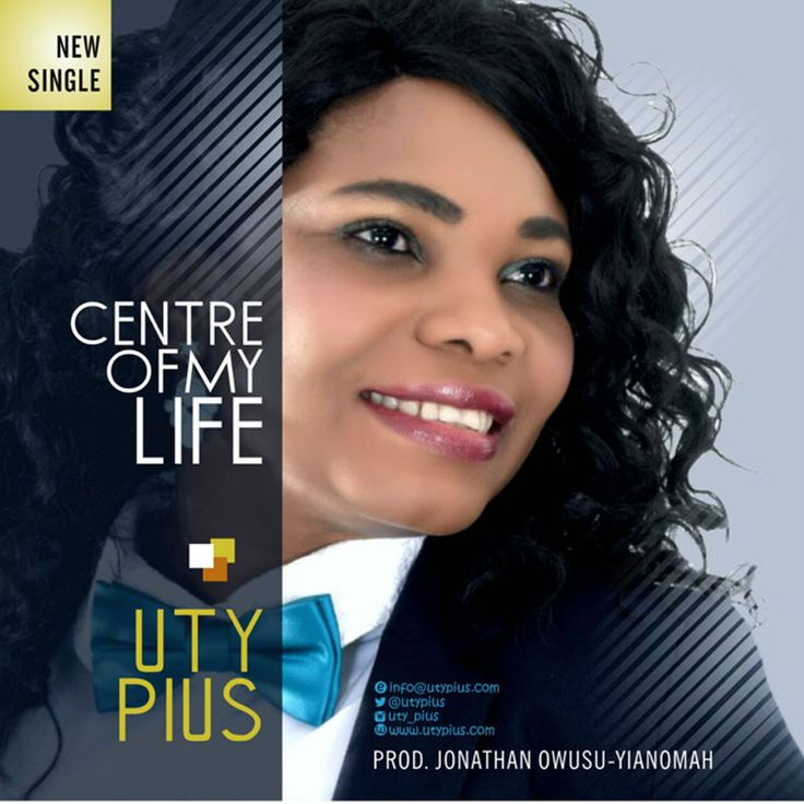 Uty Pius - Centre of My Life Lyrics Verse 1  I have my eyes on you So I won't go down You are the centre Centre of my life You are the focus You have the first place You are the centre Centre of my life Oh yes you are Oh yes you are  Chorus You are holy gracious you are You're taking me higher In the waves of your glory Precious Jesus you reign in majesty I will soar with you my Lo   #Uty Pius