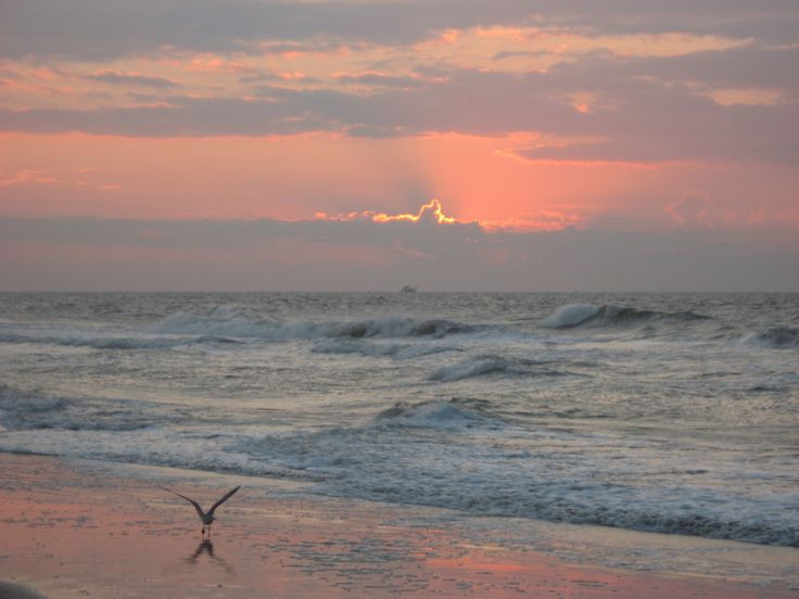 Sunset Beach, NC ~ my favorite place to vacation!