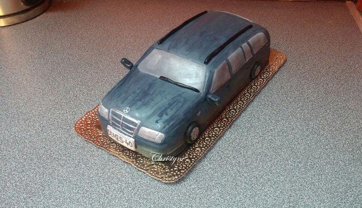 Mercedes cake 1.
