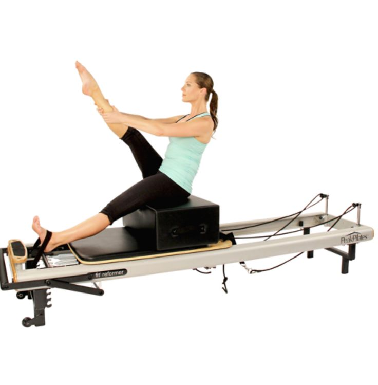 Peak Pilates Fit Reformer: 17 Best Images About Exercise On Pinterest