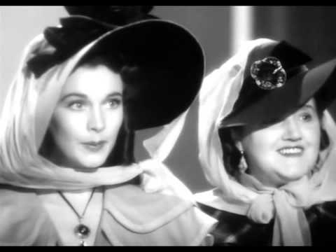 Lady Hamilton 1941  fekete-fehér, magyarul beszélő