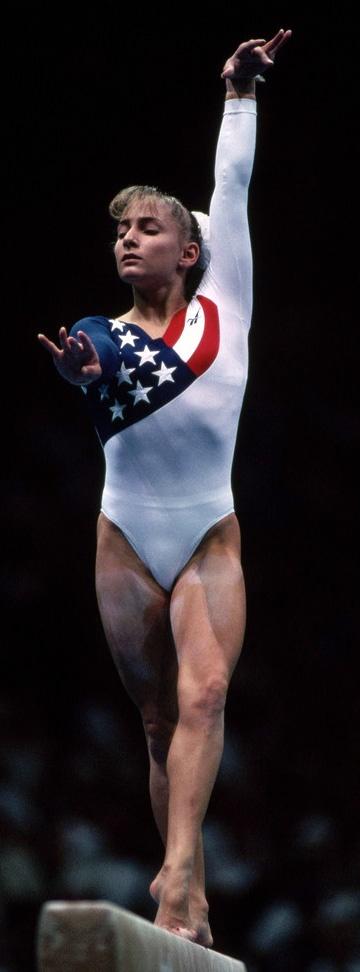 Shannon Miller - USA Olympic Gymnast